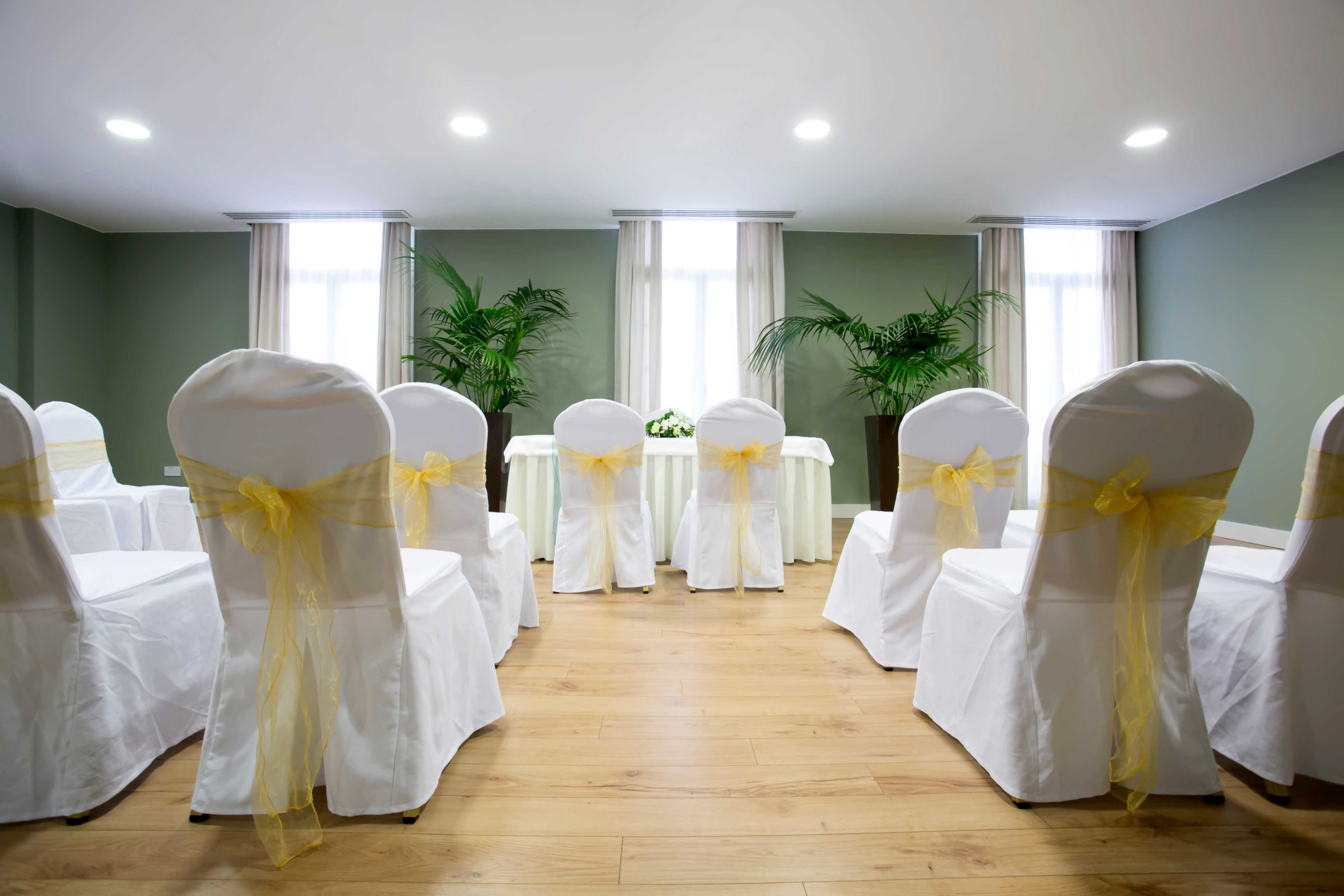 the ceremony suite