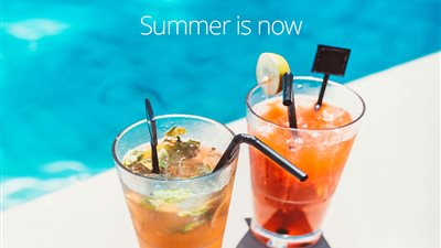 Summer Is Now!